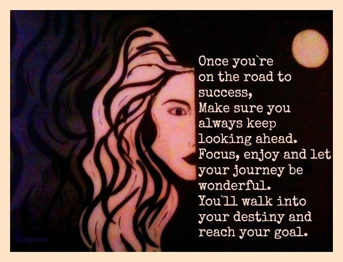 road to succes